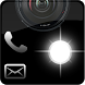 Call Flashing Light Alert Pro by 2Kaps