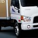 Wallpaper Hyundai HD 100 Truck by solappzz