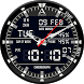 Graphite Watch Face by AN Watch Faces