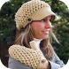 Crochet Hat Ideas by Risiak