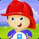 Fireman Kids by Bubadu