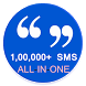 All in One SMS | 1,00,000 plus Collection