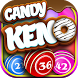 Free Keno Games - Candy Bonus by Gurkin Apps