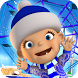 Baby Snow Park Winter Fun Gold by Kaufcom Games Apps Widgets
