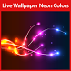 Neon Colors Live Wallpaper by LiveWallpaperThemes
