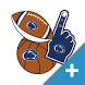 Penn State Nittany Lions PLUS Selfie Stickers by 2Thumbz, Inc