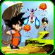 goku saiyan super Batallas by AW-developper