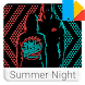 Summer Night Xperia™ Theme by Twenty Two