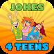Jokes For Teens by Zalakova.Dev