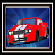 Race Red The Traffic Moto Car by Claapp