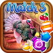 Match 3 - Turkey Trot by Difference Games LLC