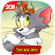 Tom and Jerry Cartoon wallpaper 2018 by rixeapp
