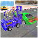 New City Police Parking Forklift Car Simulator by Spark Gamers