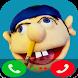 Jeffy Puppet Fake Call