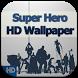 Superheros HD Wallpaper 2016 by Anas khalfi dev