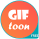 GifToon: Create animated Gif pictures & messages