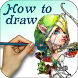 How to Draw Castle Clash by Viacheslav Iarmoliuk