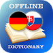 German-Slovak Dictionary by AllDict