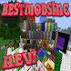 Plain Colors Texture Pack MOD for MCPE by BestModsInc