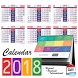 Kalender 2018 Lengkap by An-Naml19