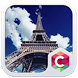 Paris Eiffel Tower Theme by Baj Launcher Team