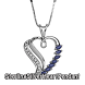 Sterling Silver Heart Pendant by doaibu
