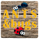 Ants and Bugs - Roll them over by Posiedon
