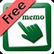 Finger Memo(Free) by Maxcom