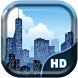 3D City Live Wallpaper by Quentin Country Design