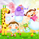 Zoo Puzzles for Toddlers by romeLab