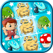 Master of Monsters Puzzle Saga by SoftDesign
