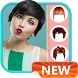 Hairstyles for short hair 2017 by Deeva Apps