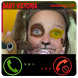 Call From Bad Baby Vic prank by indrawati app
