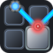 laser puzzle : free game by OM innovation