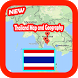 Thailand Map and Geography