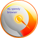 4G speedy browser by megauploadliberty