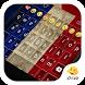 French Keyboard -Emoji & GIf by Eva Colorful Design Team