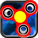 Fidget Spinner Space Relax by Cool Games Team