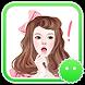 Stickey Fashion China Girl by Awesapp Limited