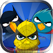 Super hero Birds - kids Games by Top Free apps