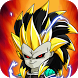 Super Saiyan Dario World Hero by Super Saiyan Bros Run