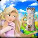 Princess Raiponce Adventures: Magic Escape