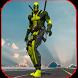 Rope Man VS Superhero Robot by Game Skull Studio