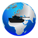 World Military Map by Cygnus Software