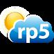 rp5 (Reliable Prognosis) by ООО «Расписание Погоды»