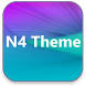 Note 4 Launcher Theme by Ahmed Apps Inc.