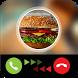 Fake call burger by Jayusman