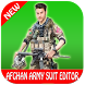 Afghanistan Army Suit Editor - Uniform changer by Zerologix