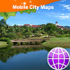 Springfield Street Map by Dubbele.com