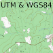 Field Topography UTM & WGS84 by NordSoft